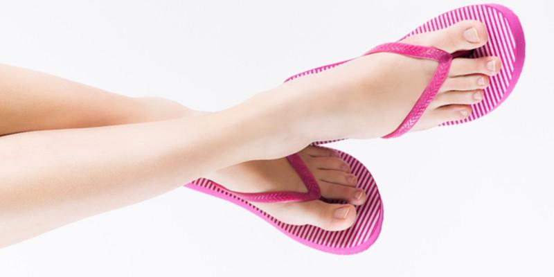 Prepara tus pies para el verano en Dénia